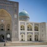 Bukhara-medressa-khalon