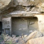 Davit-Gareja-celle-rupestri-monastero