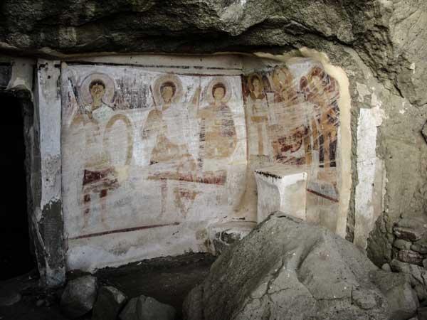 Davit-Gareja-affreschi