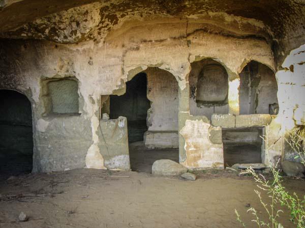Davit-Gareja-chiesa-rupestre-monastero