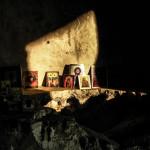 Davit-Gareja-chiesa-rupestre-altare-ex-voto