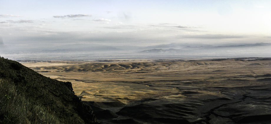 Davit-Gareja-panorama-lato-azerbaijan