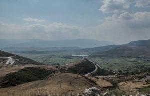albania-paesaggio-frontiera macedonia