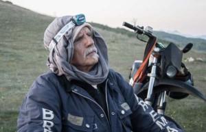 Tendata di Motociclismo All Travellers, Alberto Bedeschi