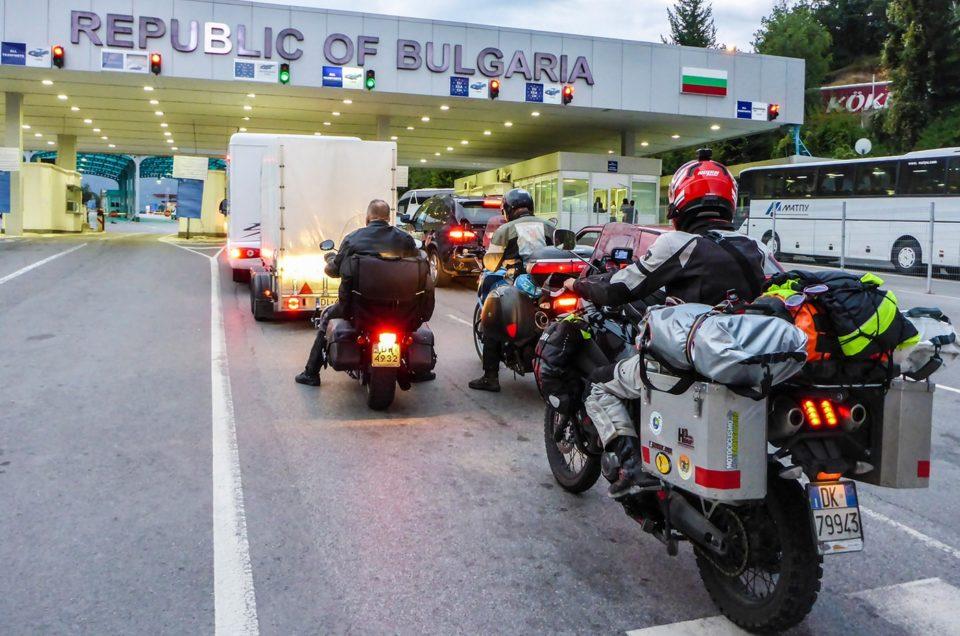 I Balcani in moto, rapidamente. Balkan Express.