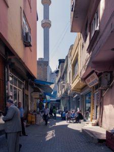 popolo curdo strada siirt