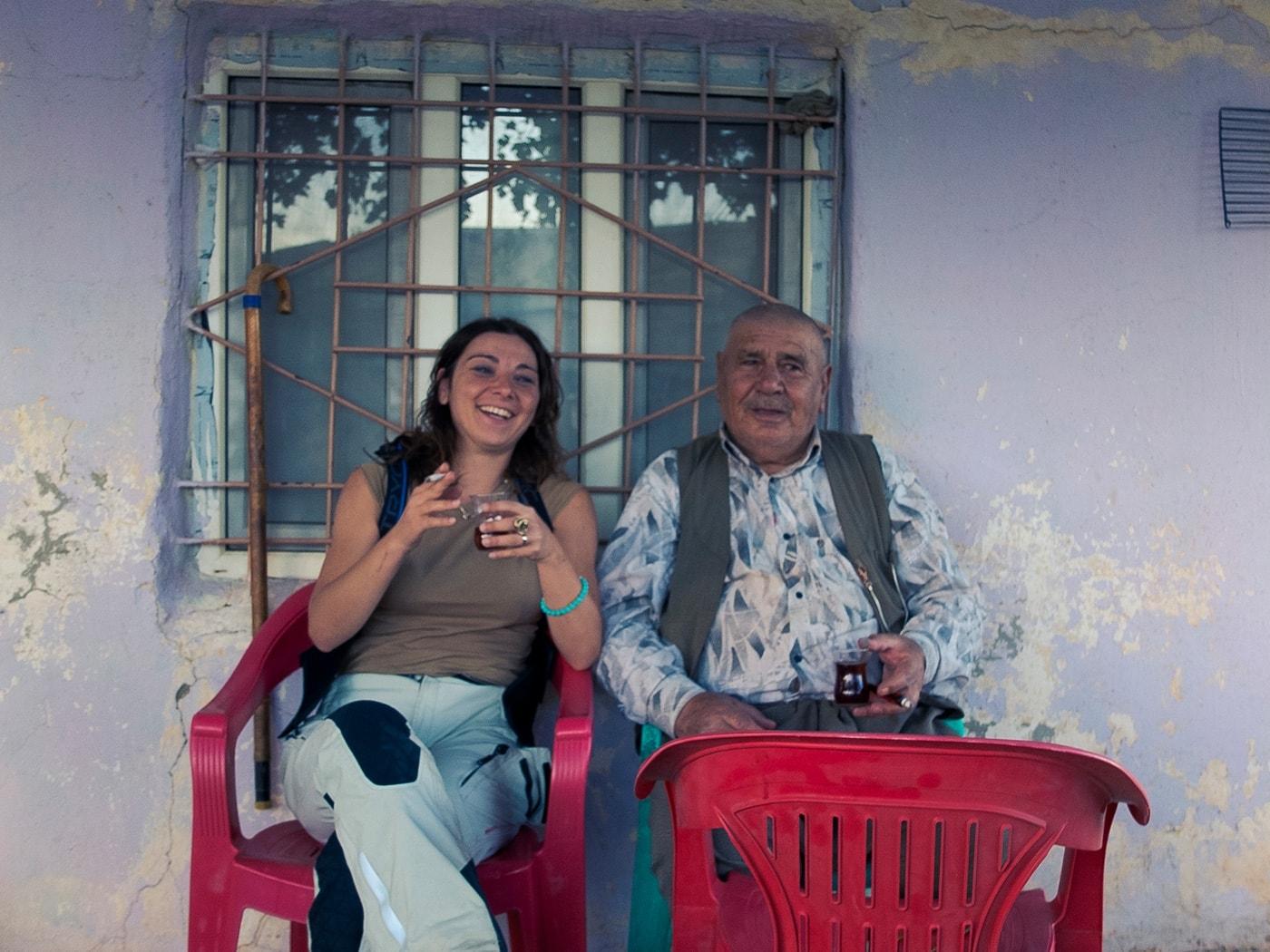 popolo curdo capofamiglia