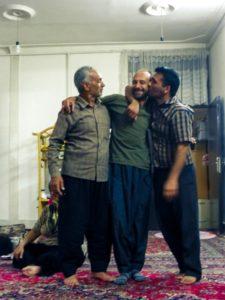 ospitalita iraniana baci