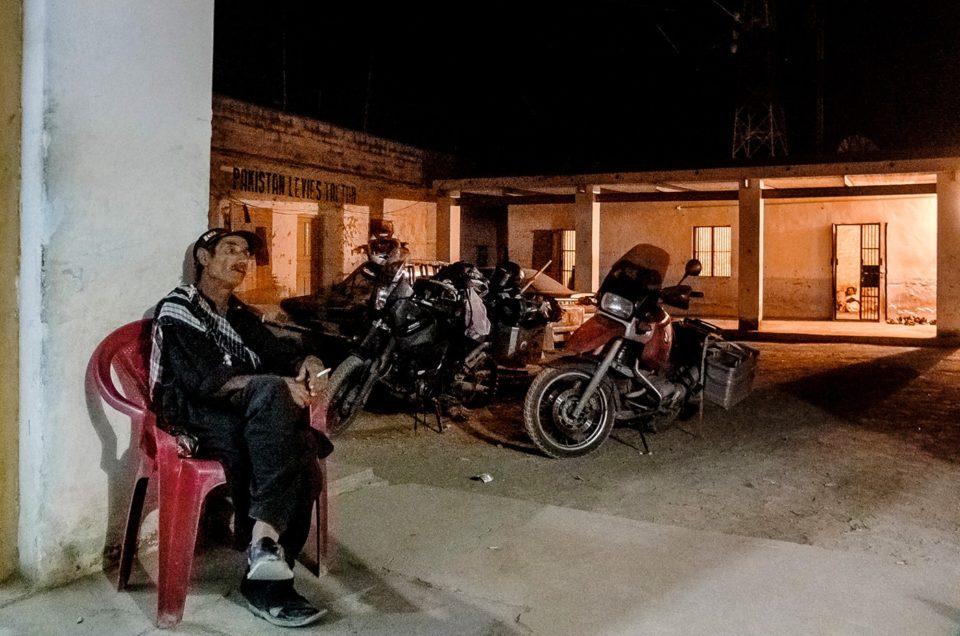 La scorta. Una notte al Pakistan Police Hotel