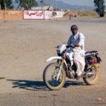 pakistan border crossing enduro