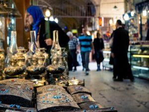 problemi in iran bazar