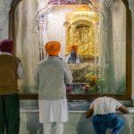 viaggio in india amritsar guru