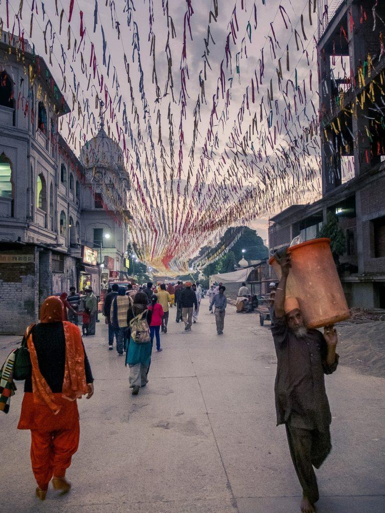 viaggio in india amritsar ingresso tempio