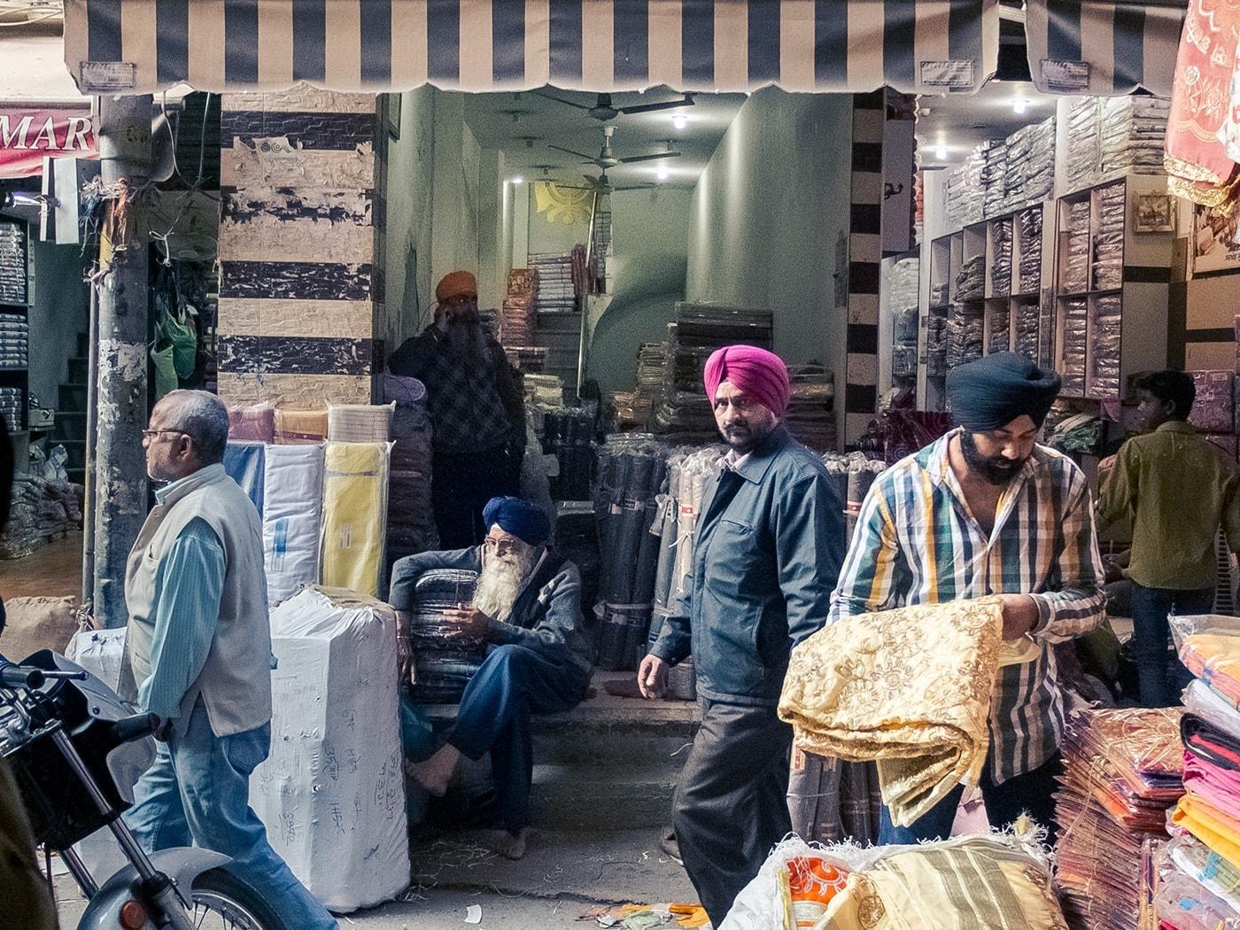 viaggio in india amritsar sikh