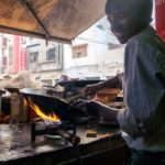viaggio in india amritsar street food