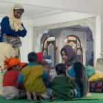 viaggio in india amritsar tempio bambini