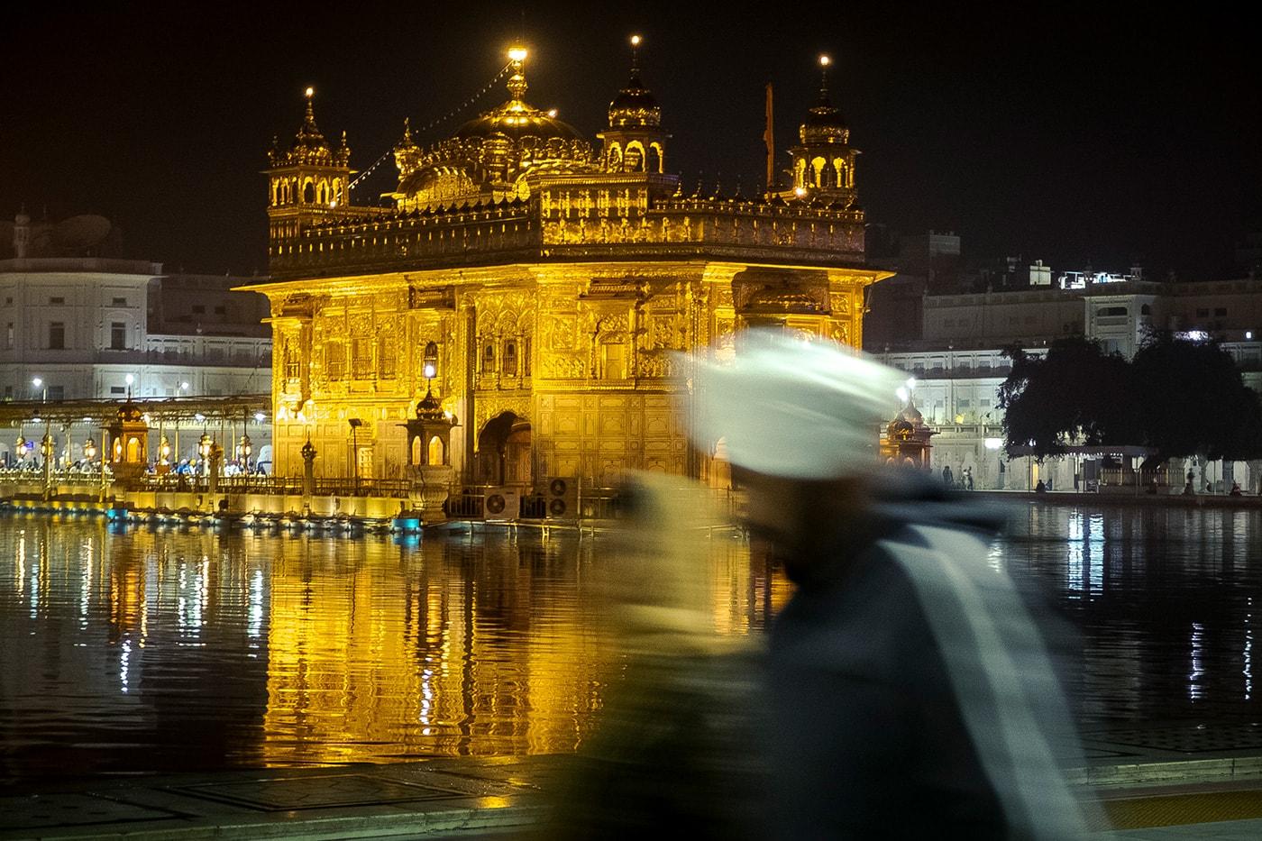viaggio in india amritsar tempio d oro