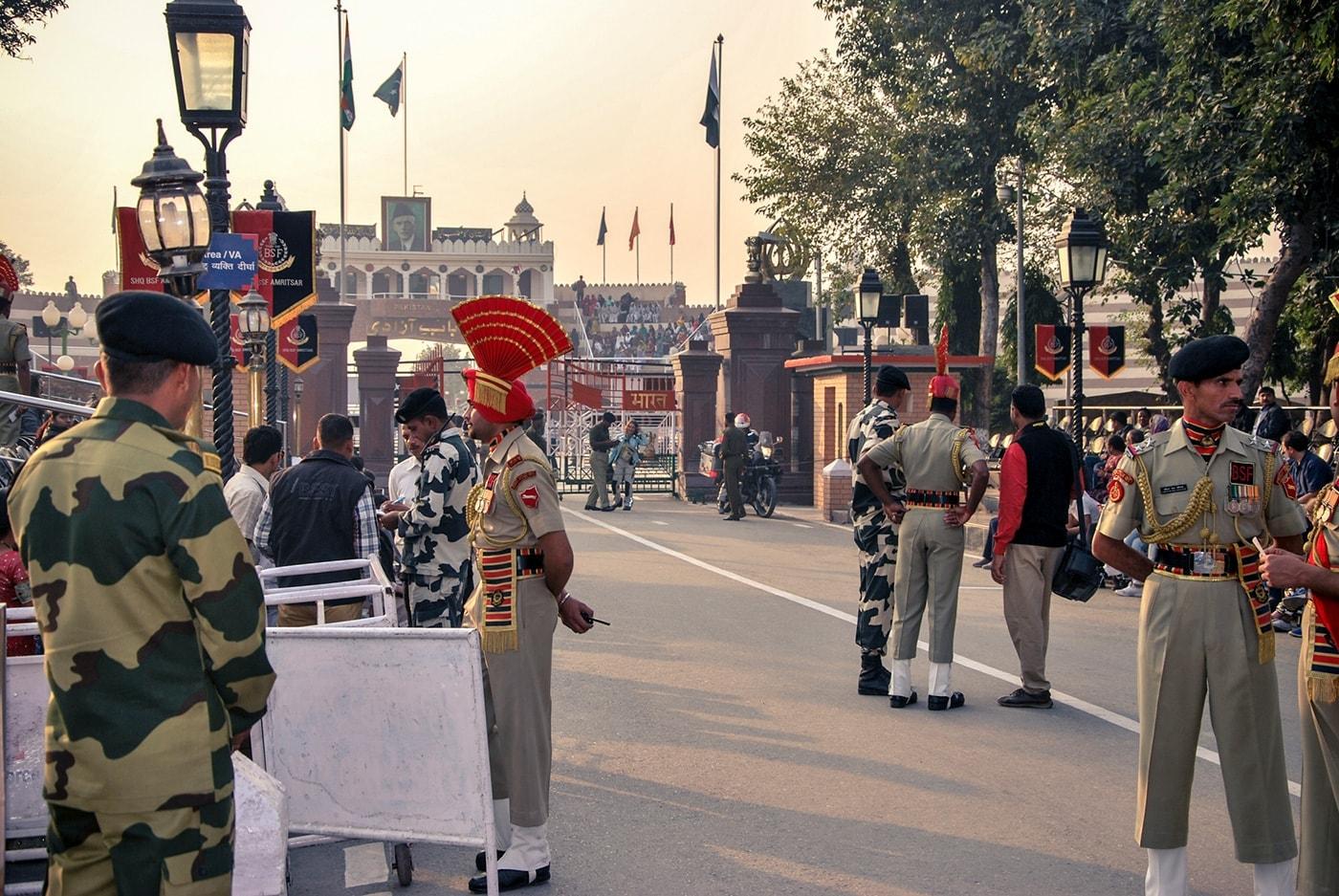 viaggio-in-india-wagha-border