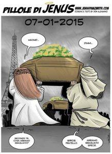 Charlie Hebdo Jenus