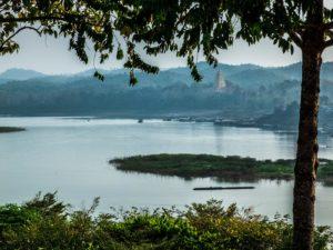 rifugiati birmani sangkhlaburi lago vista