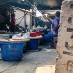 thailandia in moto mae klong banchi frutta