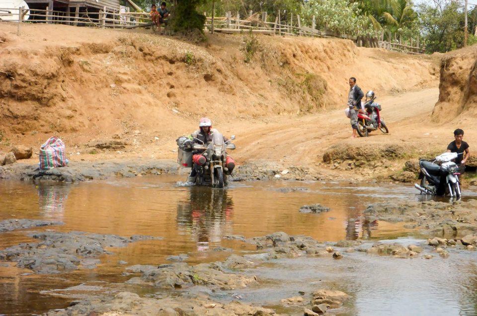 Laos In moto. Il caldo richiamo dell'Offroad