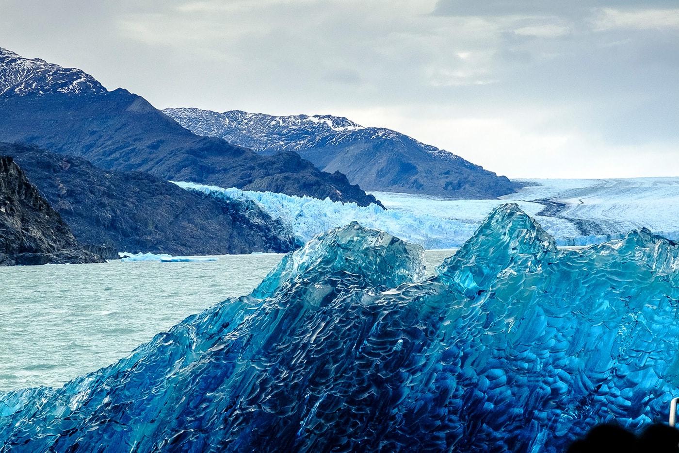 ghiaccioblu sul lago argentino