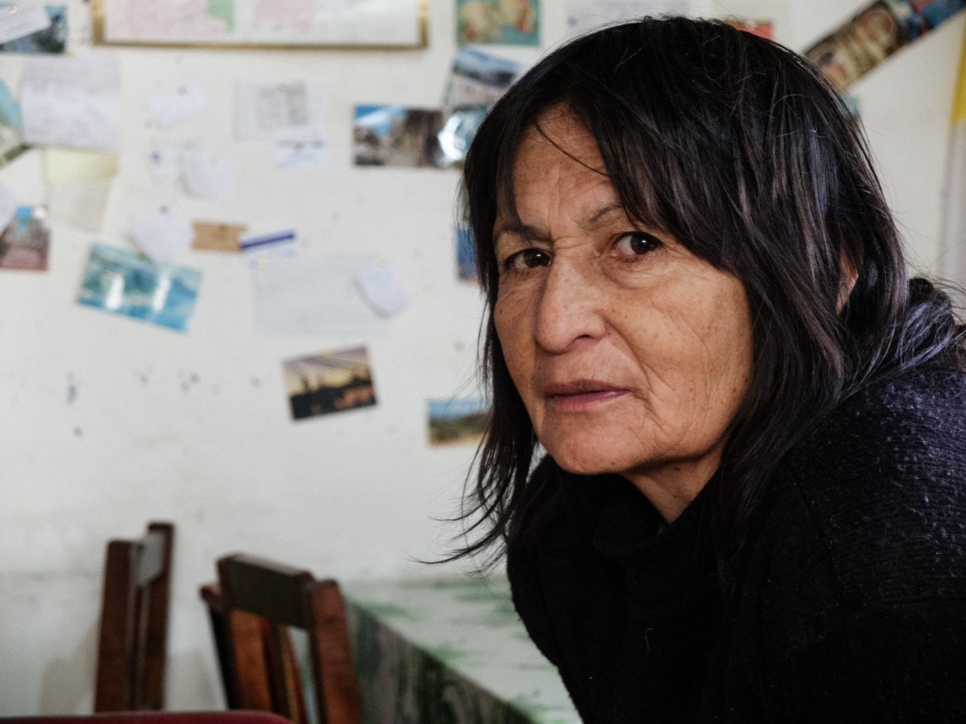 donna mestiza argentina del nord