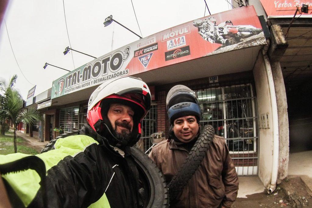 gomme pirelli in argentina del nord