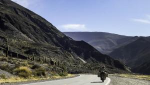 argentina del nord paesaggio arido