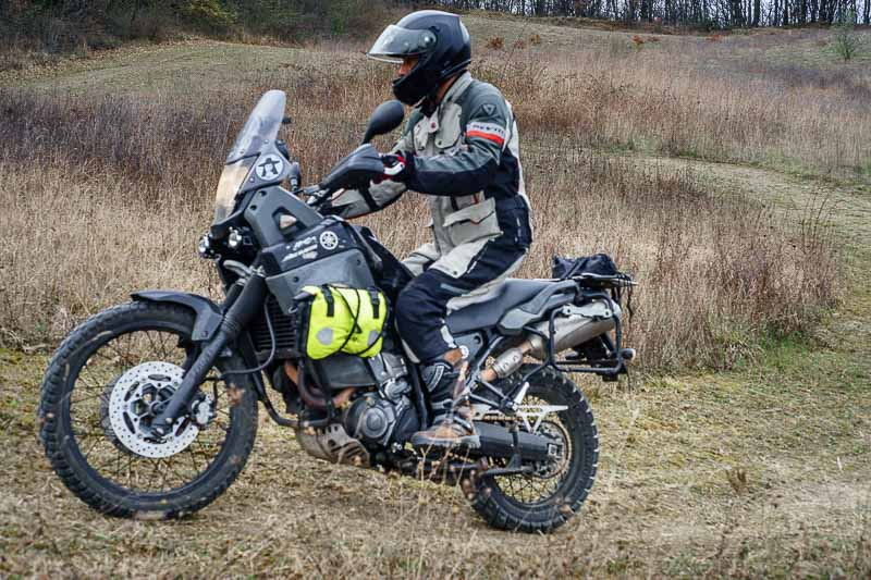 Stivali da moto Forma Adventure. L'off-road comodo