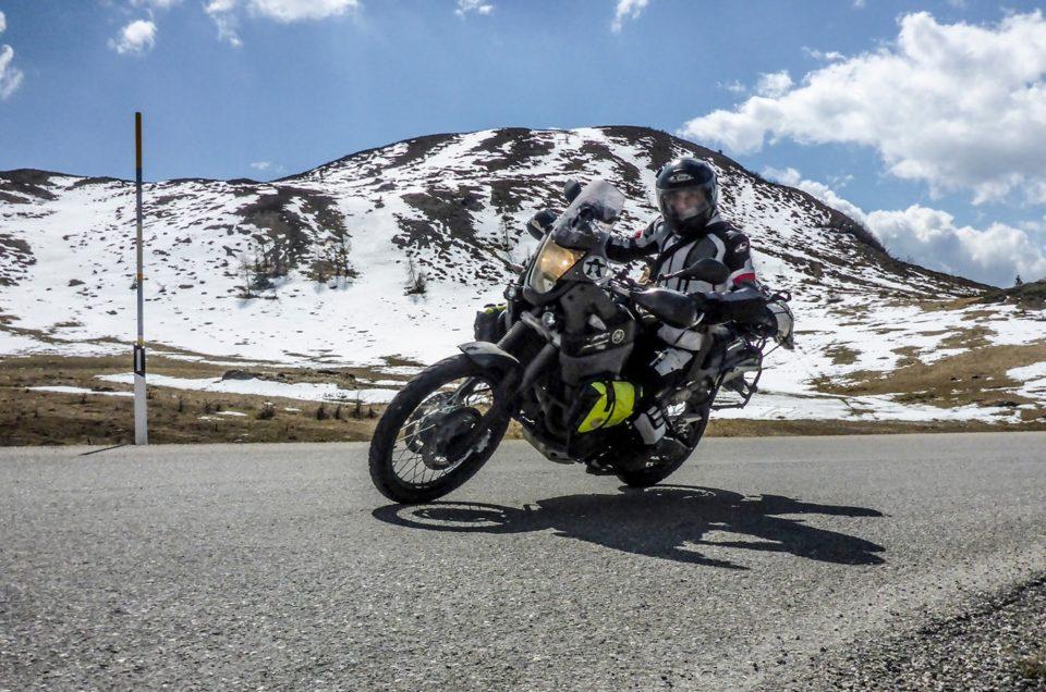 Pneumatici moto Anlas Capra R. Dalla Turchia con grip