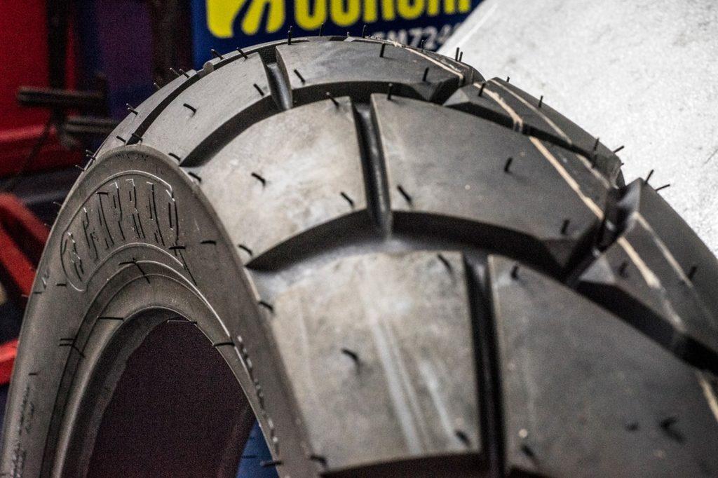 battistrada pneumatici moto anlas capra r