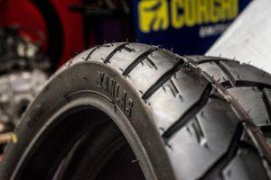 scolpitura anteriore pneumatici moto anlas capra r