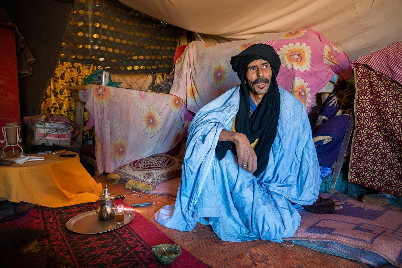 Alì il Tuareg