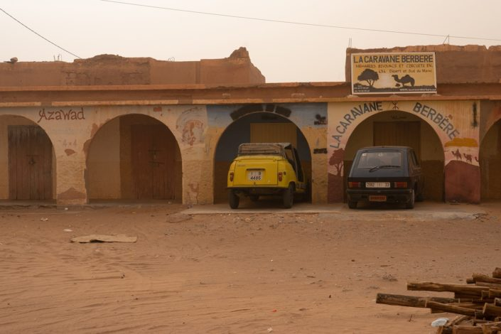 M'Hamid el Ghizlane. Una giornata alle porte del Sahara